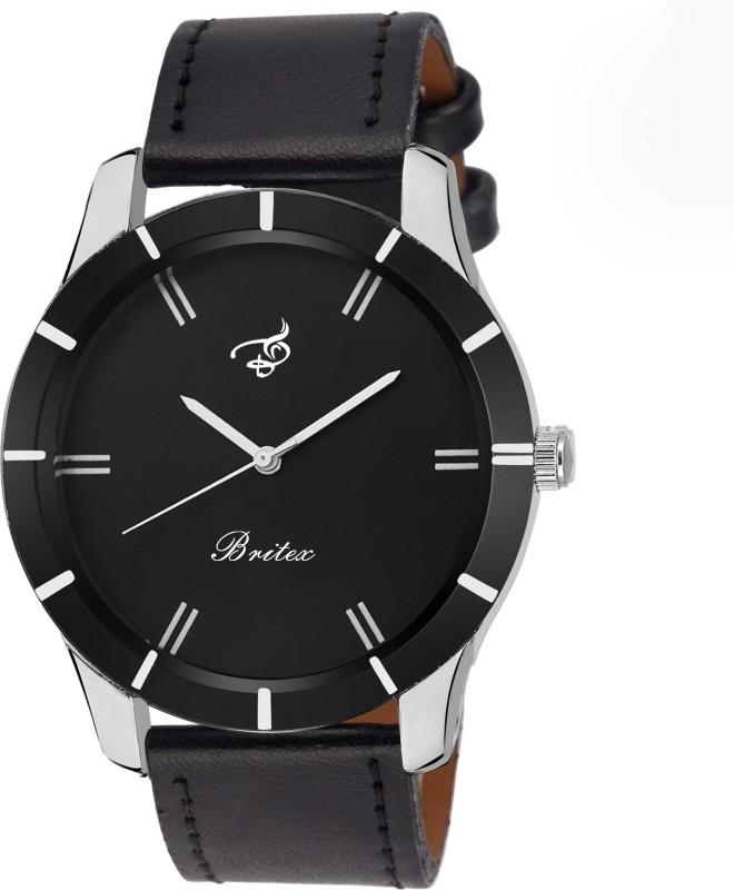 Britex BT3120 Black Fox Casino Analog Watch For Men