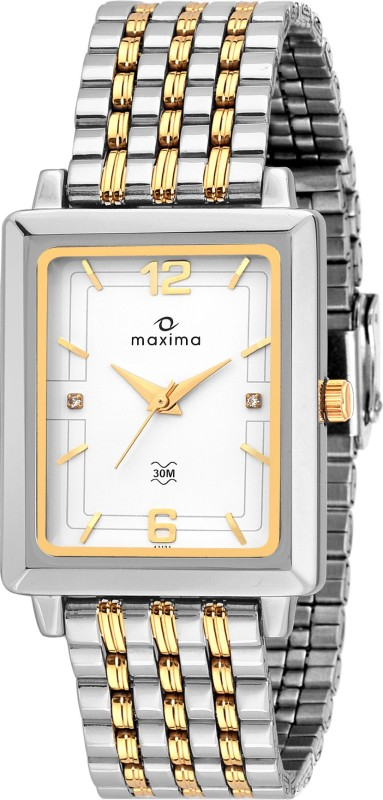 Maxima 43131CMGT Analog Watch For Men
