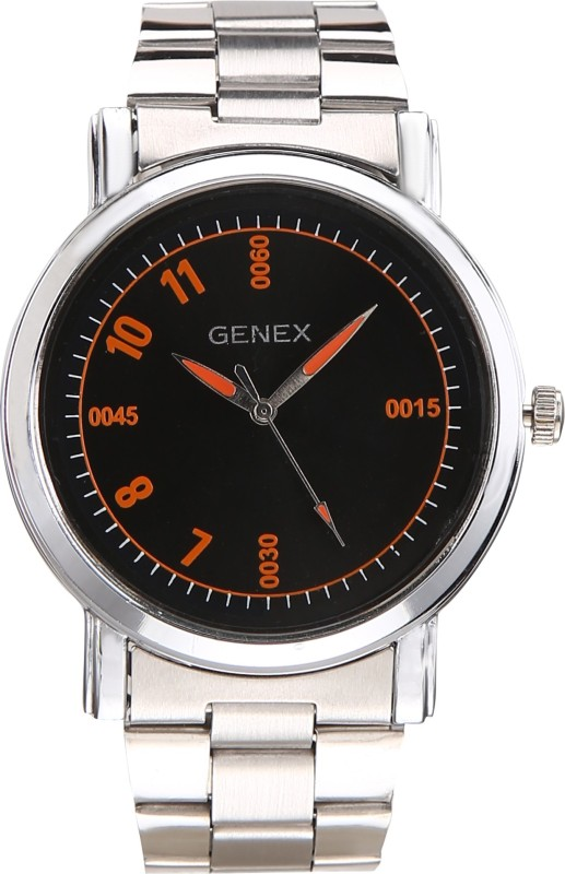 Genex GXWH 5710 Wisdom Analog Watch For Men