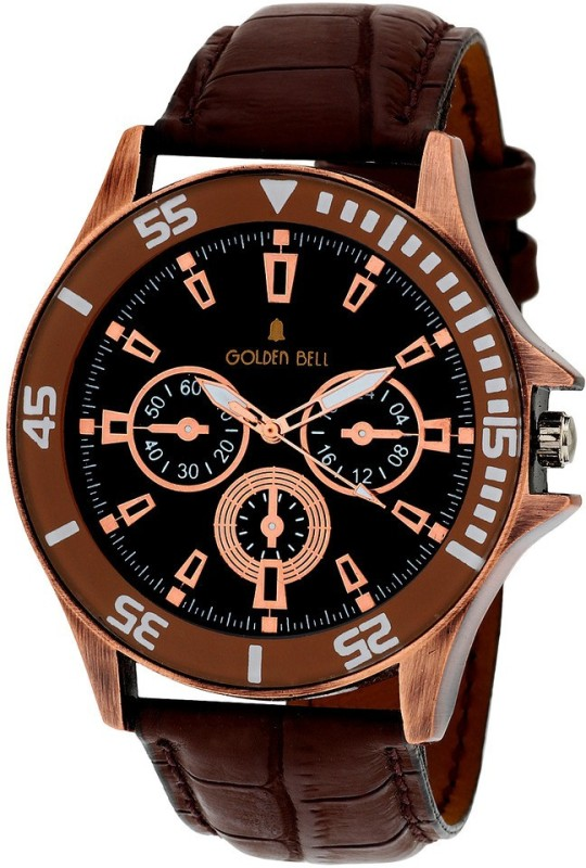 Golden Bell GB1213SL01 Casual Analog Watch For Men