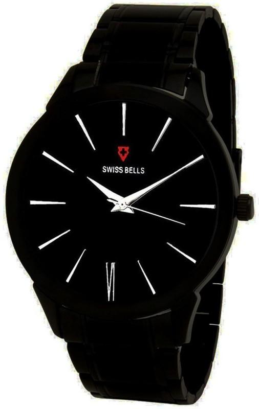Svviss Bells TA 941BlkD Analog Watch For Men