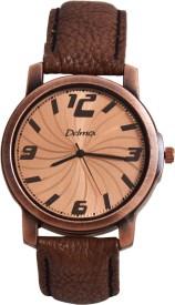 Delmex DX3 Analog Watch - For Men