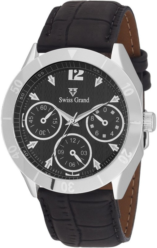 Swiss Grand SSG 1039 Analog Watch For Men