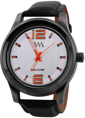 Watch Me WMAL-0055-Whitex Watches Analog Watch  - For Men