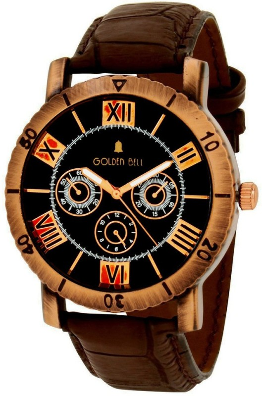 Golden Bell GB1191SL01 Casual Analog Watch For Men