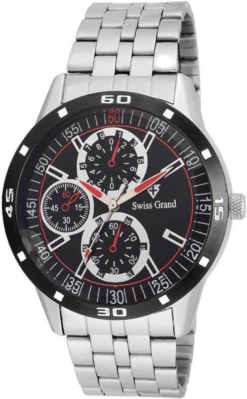 Swiss Grand NSG 1070 Analog Watch For Men