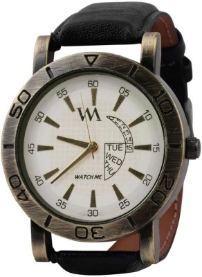 WM WMAL-081-Whitexx Watches Analog Watch  - For Men