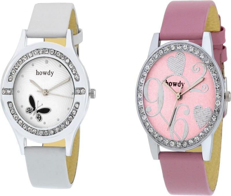 Howdy ss1643 Wrist Watch Analog Watch For Women