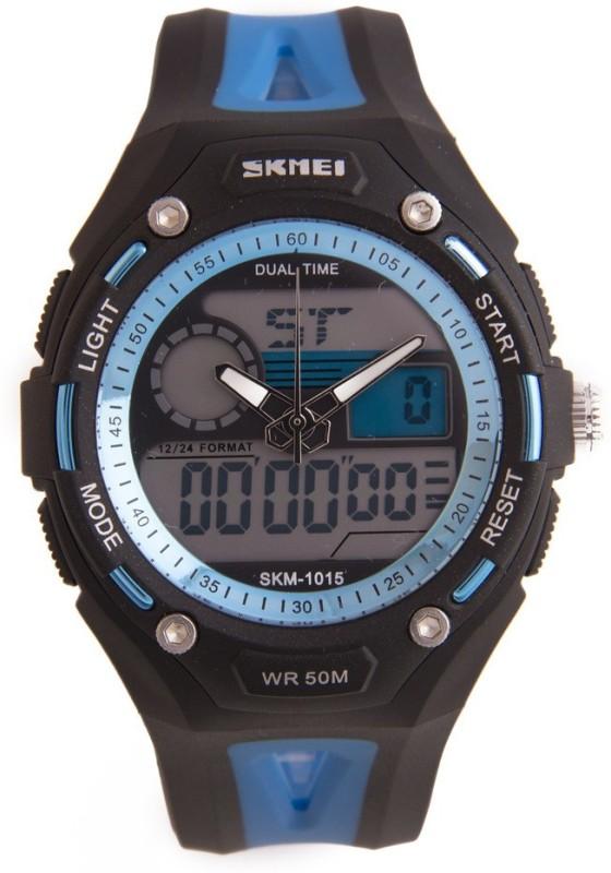 Skmei AR1015 Analog Digital Watch For Men WATEZXZGNHHKZYEW
