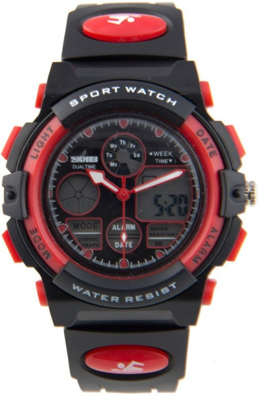 Skmei AR1163 Analog Digital Watch For Men WATEP3CAYCCHXYGQ