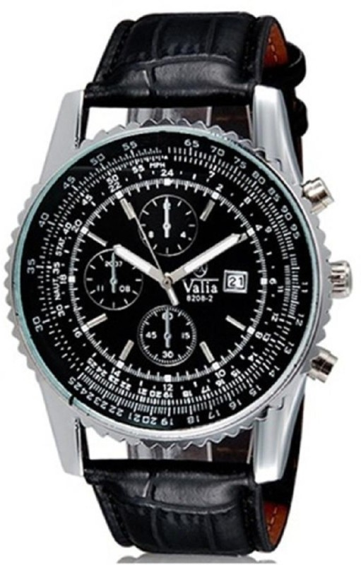Valia Big Dial Stylish Val 268 Analog Watch For Men