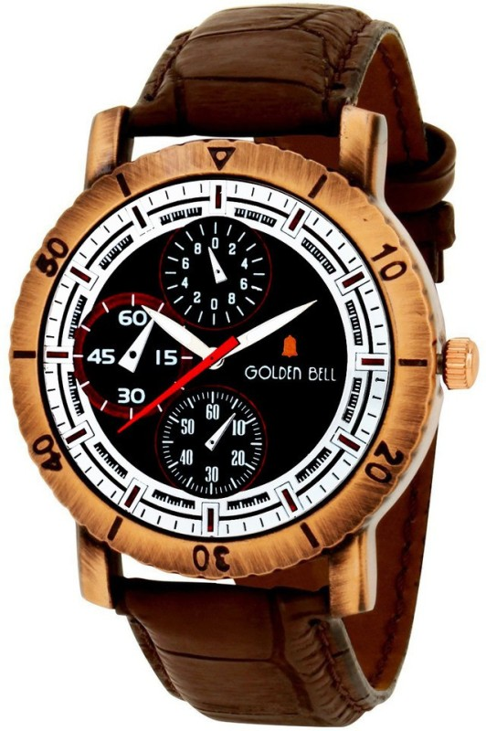 Golden Bell GB1258SL01 Casual Analog Watch For Men