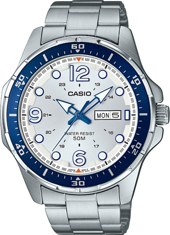 Casio A1153 Enticer Mens Analog Watch For Men