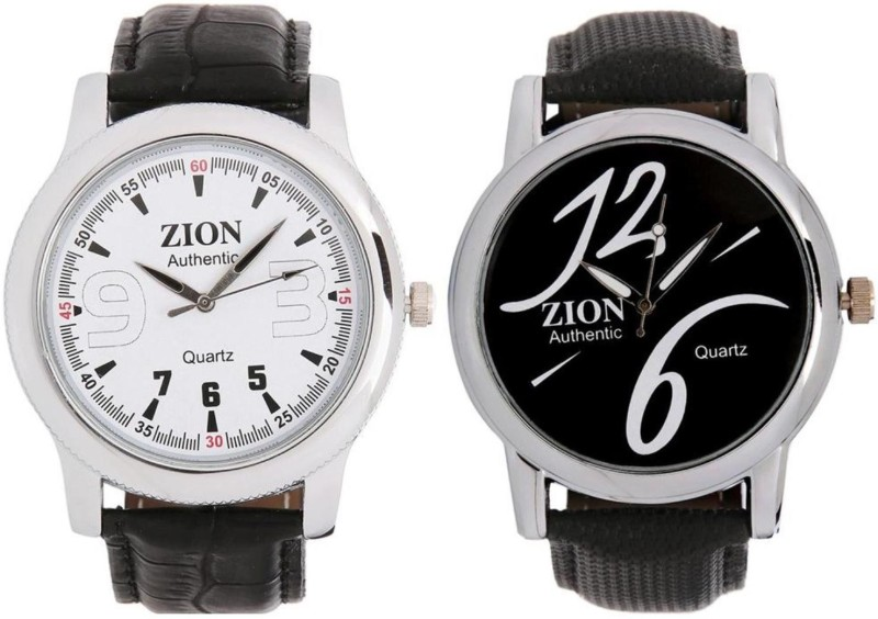 Zion 1077 Analog Watch For Men