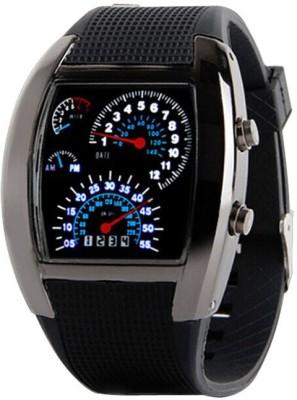 Bolt Smart Aviation Aircraft Watch Digital Watch  - For Men
