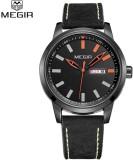 Megir Gmarks-1064-Black Executive Analog...