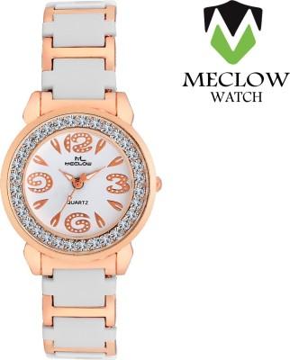 Meclow ML-LSQ-267 Analog Watch  - For Girls, Women