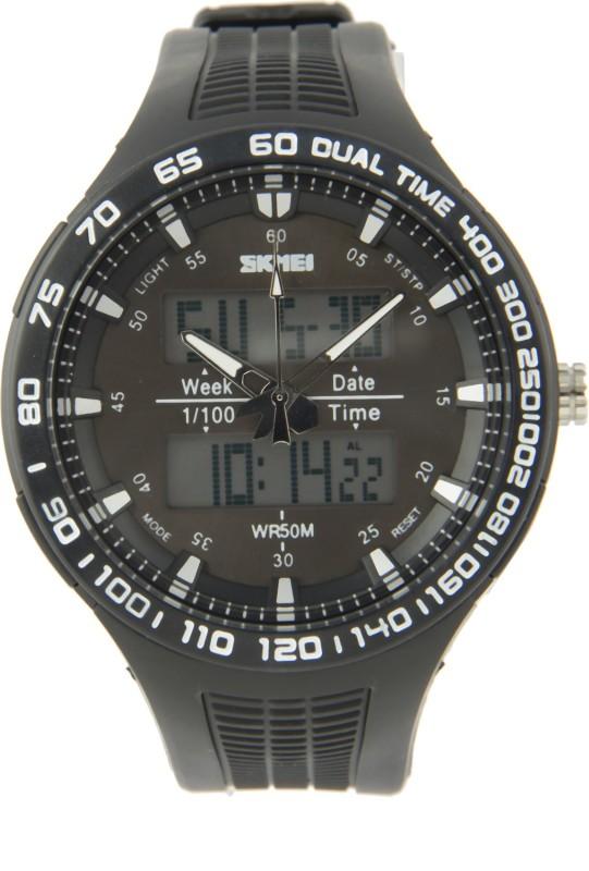 Skmei AR1066 Analog Digital Watch For Men WATEPK3MZMVDKYWJ