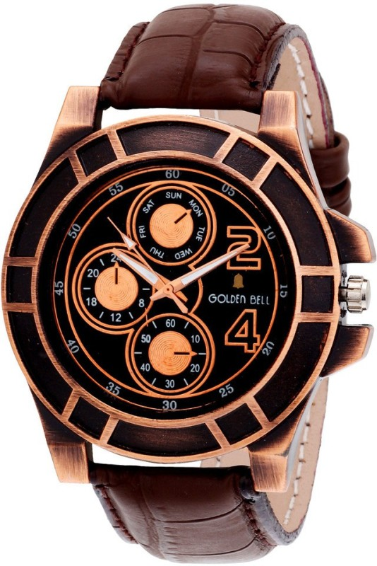 Golden Bell 267GB Sports Analog Watch For Men