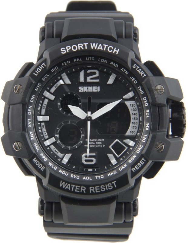Skmei AR1137 Analog Digital Watch For Men WATEZXZGHWEUZYX7
