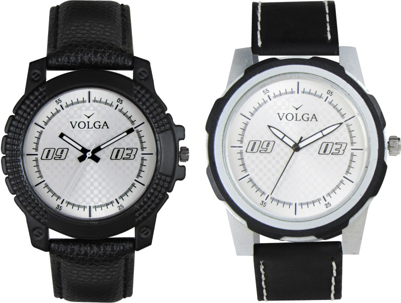 VOLGA Branded Leather Quality Designer Dial Diwali WATEN6XHGZWVJYZH