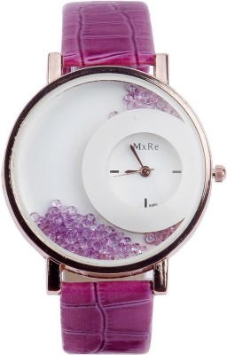 Style Feathers SF-Mxre Purple Analog Watch  - For Girls