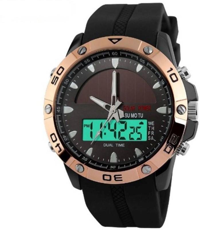 PredictWay 1064 SKMEI Analog Digital Watch For Men