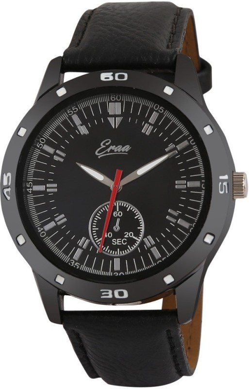 Eraa AMGXBLK115 2 Classical Series Analog Watch For Men