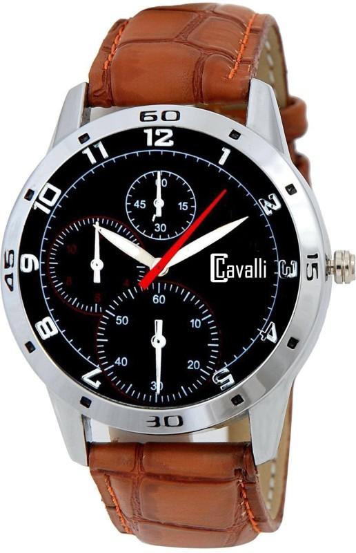 Cavalli CW 222Blk Analog Watch For Men
