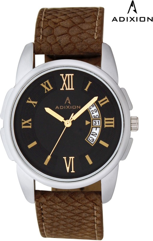 ADIXION 9313SL01 New Generation Analog Watch For Men