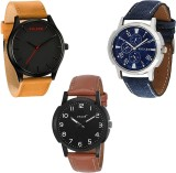 Asgard TAN AND BROWN Analog Watch  - For...