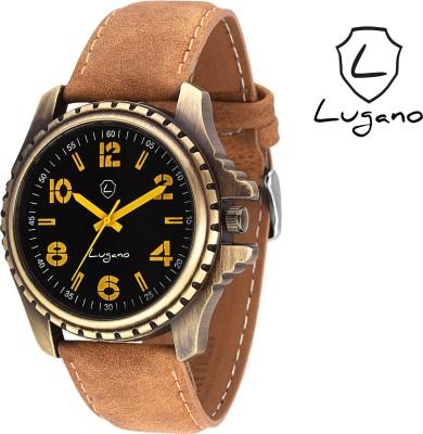 Lugano DE 1028 Analog Watch  - For Men