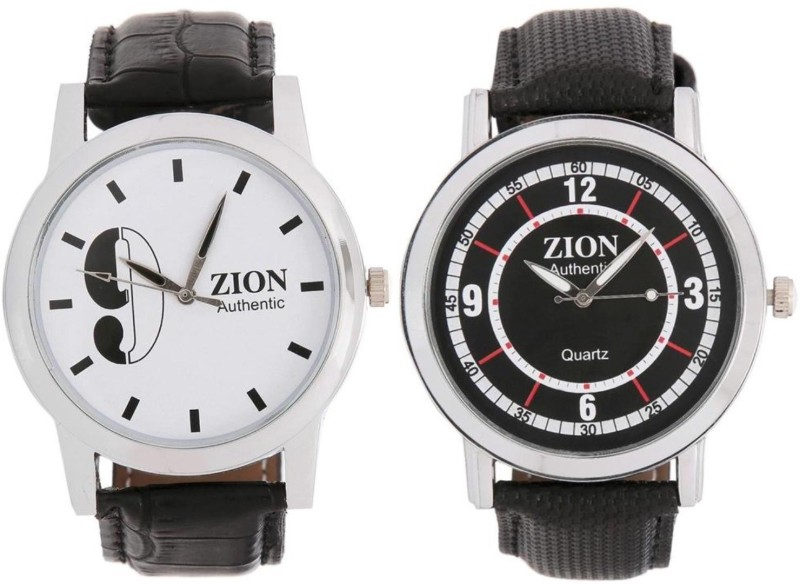 Zion 1046 Analog Watch For Men