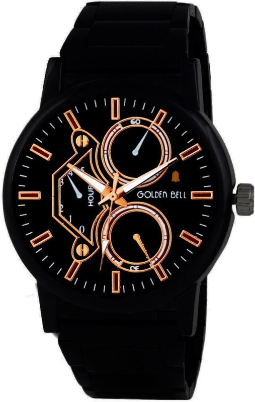 Golden Bell GB1403SM01 Casual Analog Watch For Men