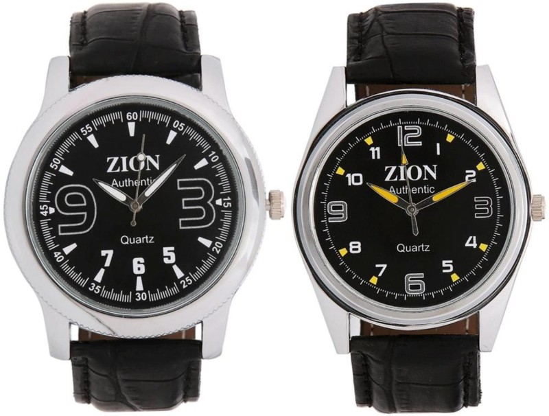 Zion 1092 Analog Watch For Men