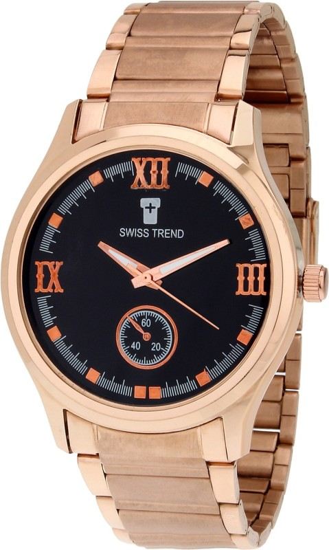Swiss Trend ST2126 Analog Watch For Men