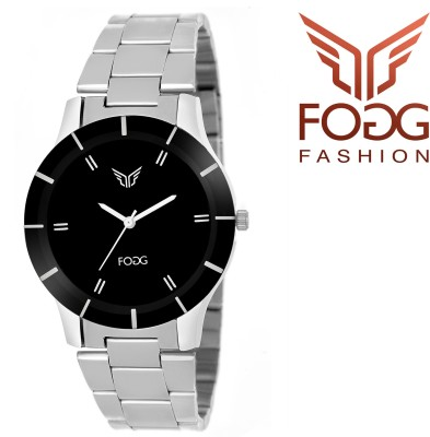 FOGG 4004-BK Modish Analog Watch  - For Women