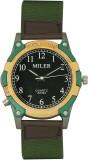 Miler Evolution ELD Analog Watch  - For ...