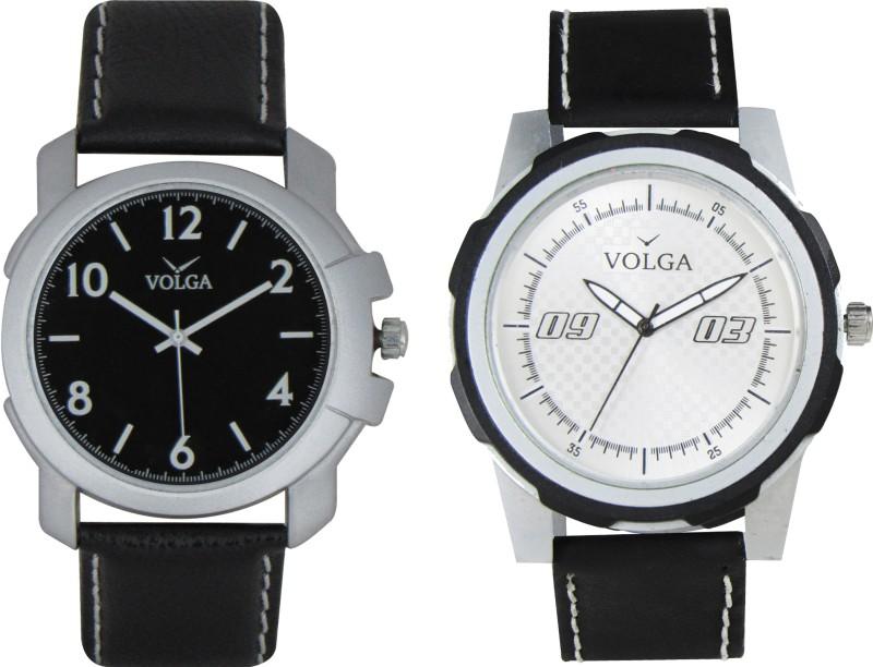 VOLGA Branded Leather Quality Designer Dial Diwali WATEN6XKHMSCAZQP