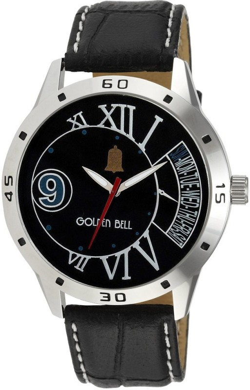 Golden Bell 355GB Casual Analog Watch For Men