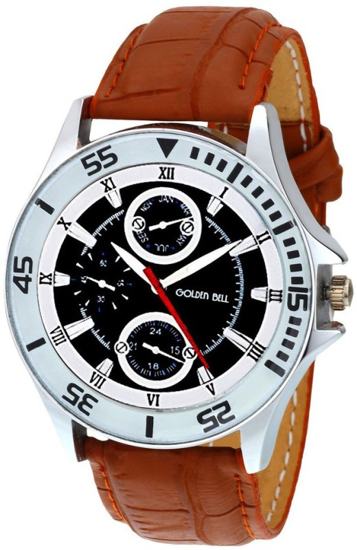 Golden Bell 334GB Casual Analog Watch For Men