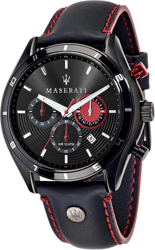 Maserati R8871624002 Sorpasso Analog Watch For Men WATEN78A4EDKCZUR