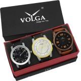 VOLGA VLW05-22-39-43 Mens Leather Belt C...