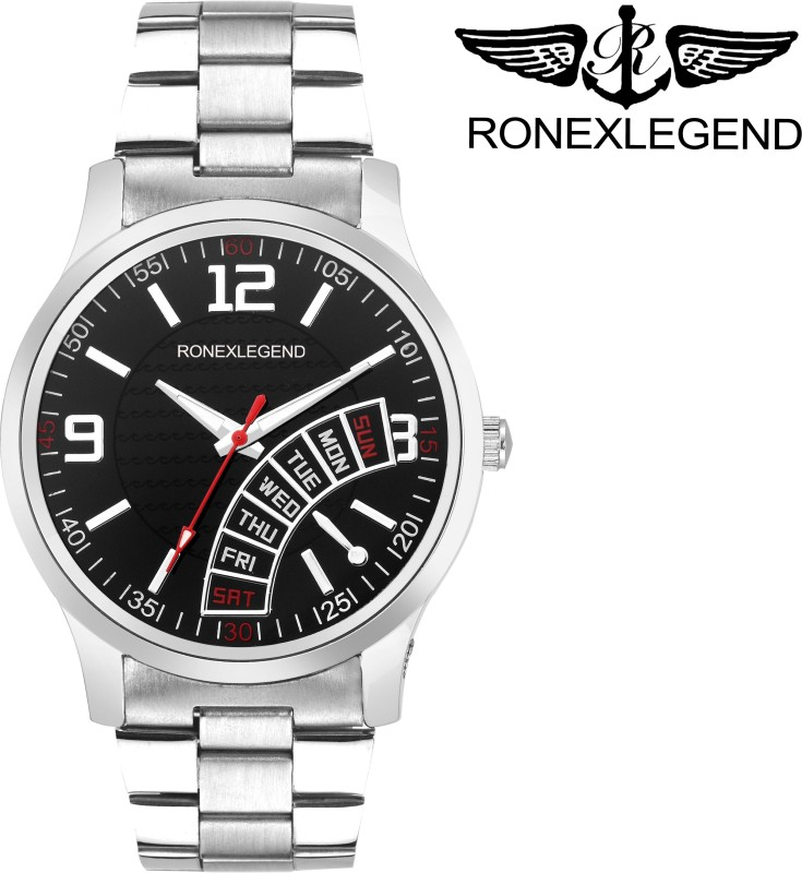 RONEXLEGEND RXD 4028BLACK BEZEL ANALOG RXD 4028 Analog Watch