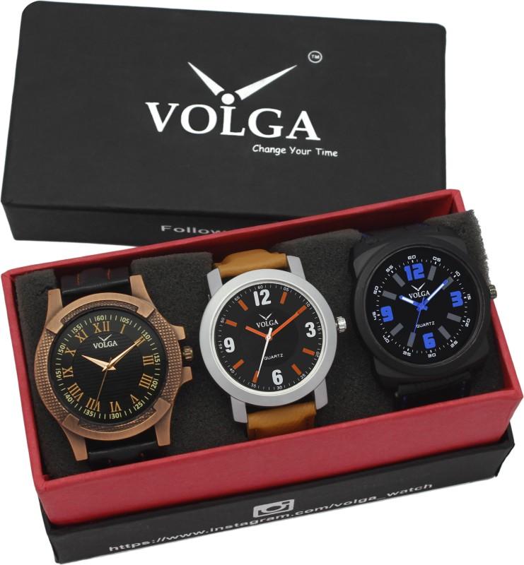 VOLGA VLW05 23 28 32 Mens Leather Belt Combo With Designer Stylis