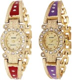 RODEC diamond studded 80 Analog Watch  -...