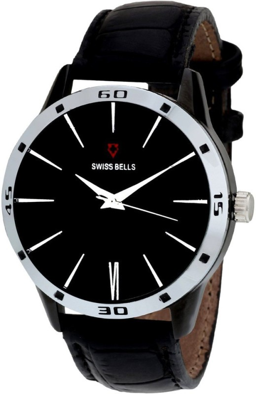 Svviss Bells TA 925BlkD Analog Watch For Men
