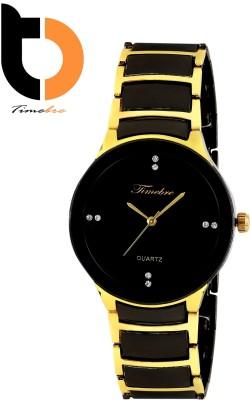 Timebre TMGXBLKGLD95 Premium Men's Analog Watch image