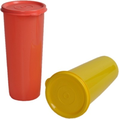 Tupperware JUMBO TUMBLER 470 ml Bottle(Pack of 1, Multicolor) at flipkart