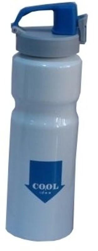 Simply Solid Single Wall Bottle 750 ml(Blue)